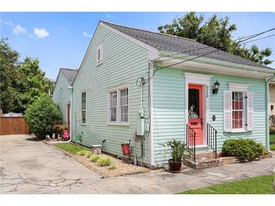 New Orleans Single Family Home Pending Continue to Show: 915 Sixth Street