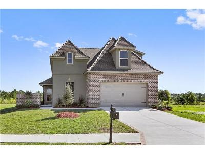 Slidell Single Family Home For Sale: 302 Nicklaus Drive