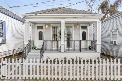 New Orleans Single Family Home For Sale: 4859 Tchoupitoulas Street
