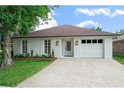 Single Family Home For Sale: 4649 Apricot Street