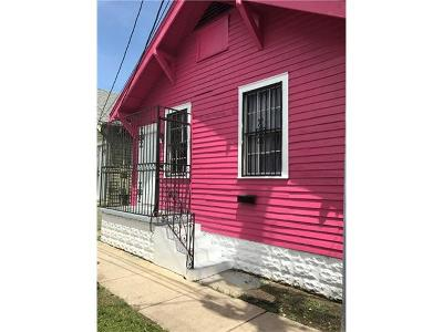 Single Family Home For Sale: 1855 Law Street