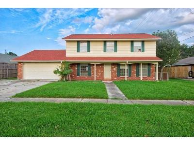 Harvey Single Family Home For Sale: 2669 Saturn Street