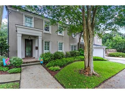 Single Family Home For Sale: 107 Bellaire Drive