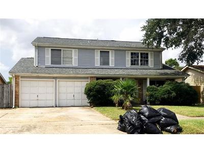Harvey Single Family Home Pending Continue to Show: 3860 Nathan Kornman Drive