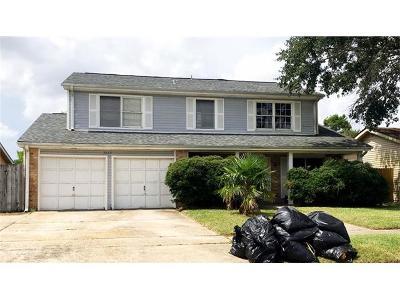Harvey Single Family Home Pending Continue to Show: 3860 Nathan Kornman Drive