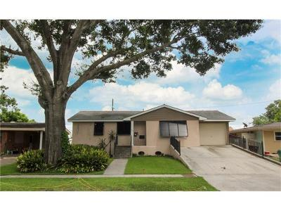 Kenner Single Family Home For Sale: 2614 Kentucky Avenue