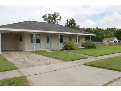 Mereaux, Meraux Single Family Home For Sale: 2233 Paul Drive