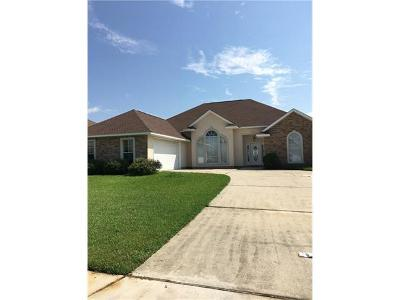 Slidell Single Family Home For Sale: 1322 Cutter Cove