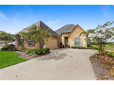 Madisonville Single Family Home For Sale: 1200 Deer Park Court