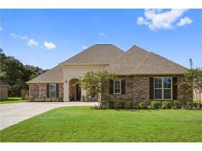Madisonville Single Family Home For Sale: 533 Strawberry Lane
