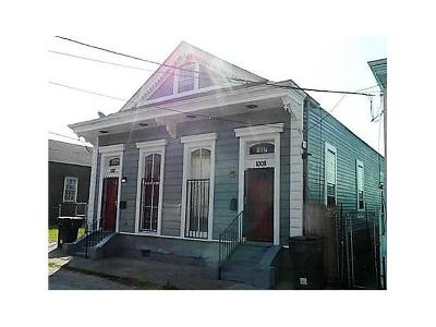 New Orleans Multi Family Home For Sale: 1008 N Rocheblave Street