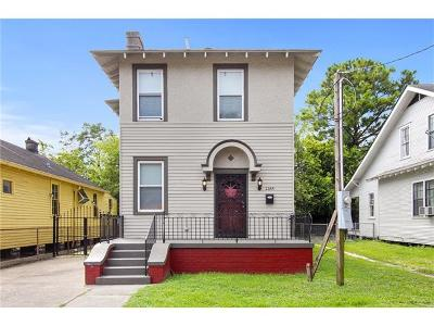 Single Family Home For Sale: 2644 Bruxelles Street
