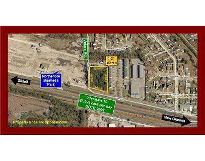 Slidell Residential Lots & Land For Sale: 400 Voters Road