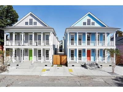 New Orleans Condo For Sale: 2421 Dauphine Street #B