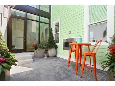 New Orleans Condo For Sale: 2419 Dauphine Street #A