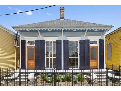 New Orleans Single Family Home For Sale: 2033 St Ann Street