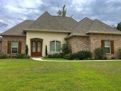 Madisonville Single Family Home For Sale: 224 Pine Crest Drive