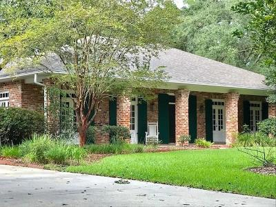 Slidell Single Family Home For Sale: 102 Lefleur Drive