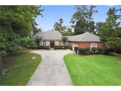 Single Family Home For Sale: 1205 Bluewater Drive