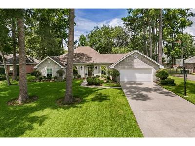 Single Family Home Pending Continue to Show: 409 Rosedown Way