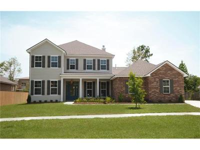 Madisonville Single Family Home For Sale: 661 Pine Grove Loop