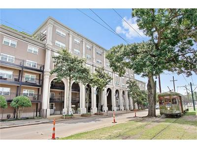 New Orleans Condo For Sale: 1750 St Charles Avenue #222