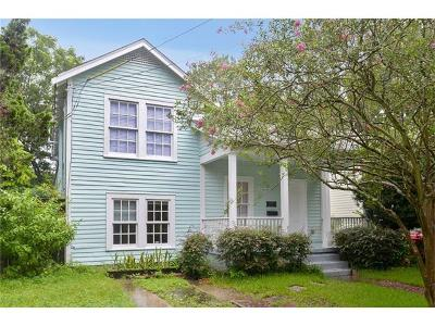New Orleans Single Family Home For Sale: 250 Pine Street