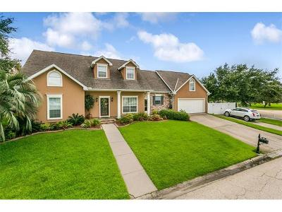 Slidell Single Family Home For Sale: 105 Constellation Drive