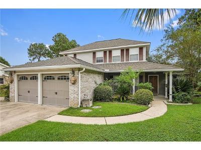 Slidell Single Family Home For Sale: 404 Cherrybark Drive