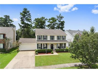 Slidell Single Family Home For Sale: 1123 Mary Kevin Drive