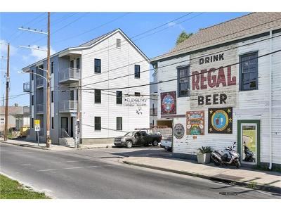 New Orleans Condo For Sale: 3431 Chartres Street #3