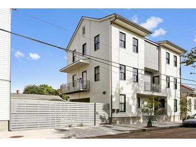 New Orleans Condo For Sale: 3431 Chartres Street #4