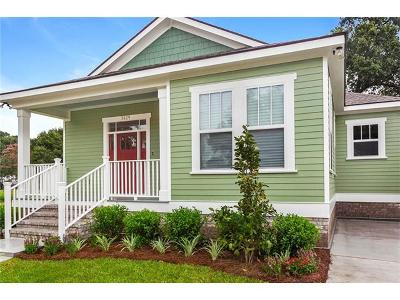 New Orleans Single Family Home For Sale: 5629 Arts Street