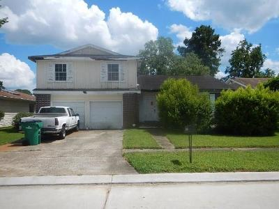 Harvey Single Family Home For Sale: 3849 Eastview Drive