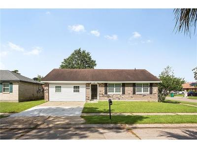 Harvey Single Family Home For Sale: 2400 Paige Janette Drive