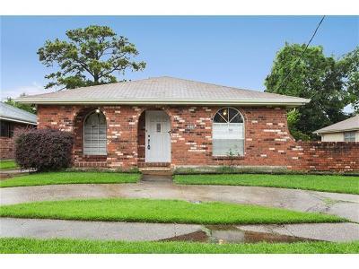 Single Family Home For Sale: 3016 Taft Park