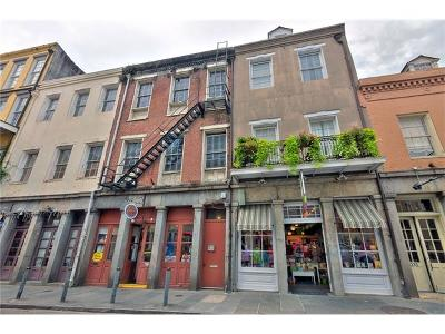 New Orleans Condo For Sale: 333 Chartres Street #E