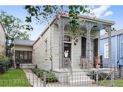 New Orleans Single Family Home For Sale: 5127 Coliseum Street