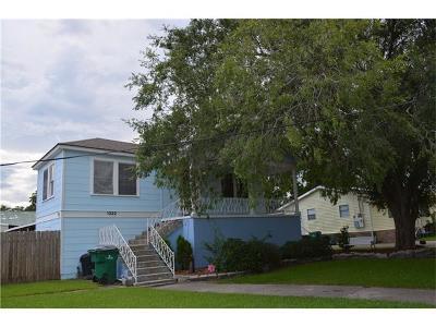 Marrero Single Family Home For Sale: 1322 Allo Street