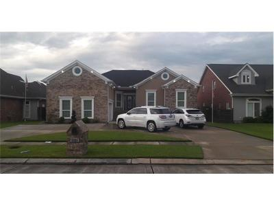 Mereaux, Meraux Single Family Home For Sale: 3221 Coulon Drive