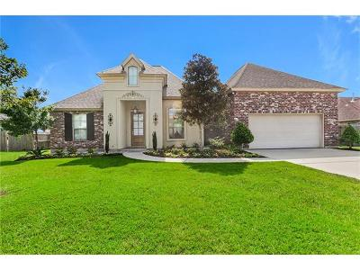 Madisonville Single Family Home For Sale: 412 Autumn Creek Drive