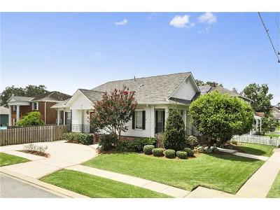 Single Family Home For Sale: 6678 Louis Xiv Street