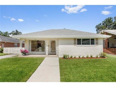 Single Family Home For Sale: 1320 Wisteria Drive