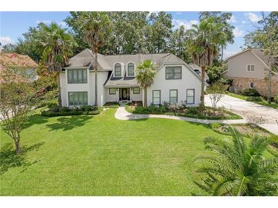 Single Family Home For Sale: 217 Evangeline Drive