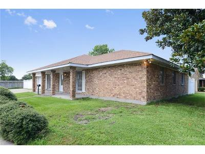 Gretna Single Family Home For Sale: 2272 Northbrook Drive
