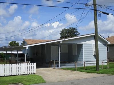 Marrero Single Family Home For Sale: 520 Oak Street