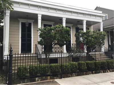 New Orleans Single Family Home For Sale: 2226 Constance Street