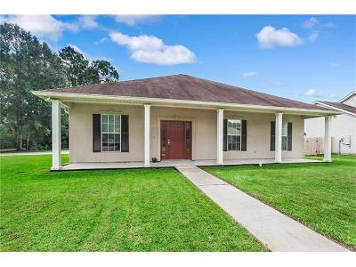 Madisonville LA Single Family Home For Sale: $212,000