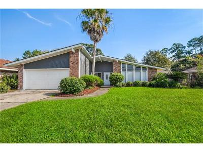Slidell Single Family Home For Sale: 1314 Independence Drive