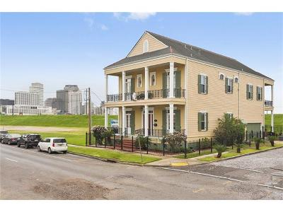 New Orleans Single Family Home For Sale: 238 Morgan Street